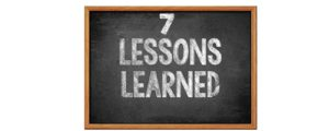 7 Lessons I've Learned from Starting a Company