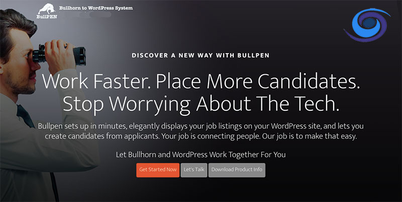 Bullhorn To WordPress