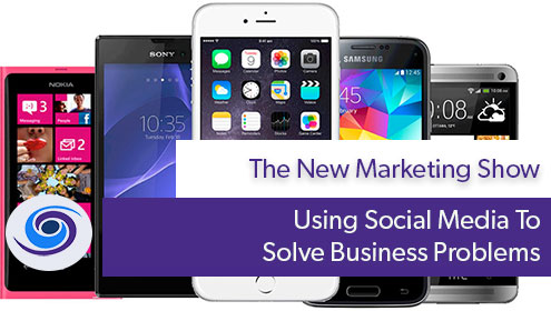 Using Social Media To Solve Business Problems
