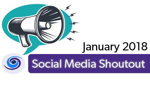 Trinity Web Media - Social Media Shoutout - Jan. 2018