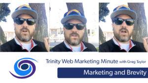 Marketing Strategy : Brevity