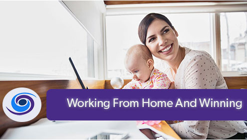 Working At Home and Success