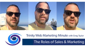 The Role of Sales and Marketing