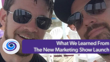 What We Learned From The New Marketing Show Podcast Launch
