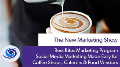 Episode #16 The New Marketing Show: Best Bites Marketing