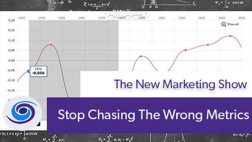 Vanity Metrics, Episode #14 The New Marketing Show: Stop Chasing Vanity Metrics