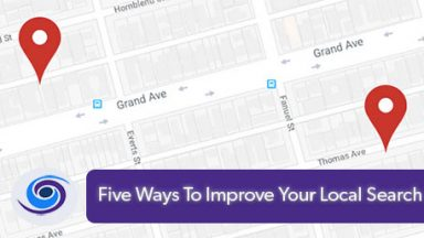 Top Five Local Search Tips