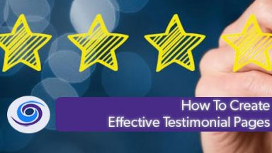 Effective Testimonials Page