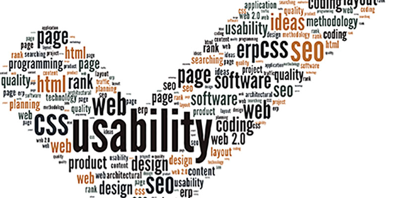 website usability, Are You Considering Your Website's Usability
