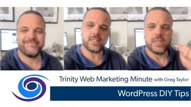 DIY Web Development Tips For WordPress | Trinity Web Media