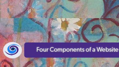 Four Components of a Website
