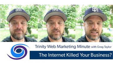 internet killed your business