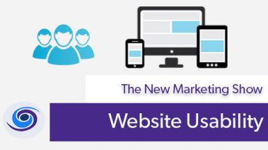 Episode #21 The New Marketing Show: Website Usability