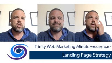 Creating Good Landing Pages