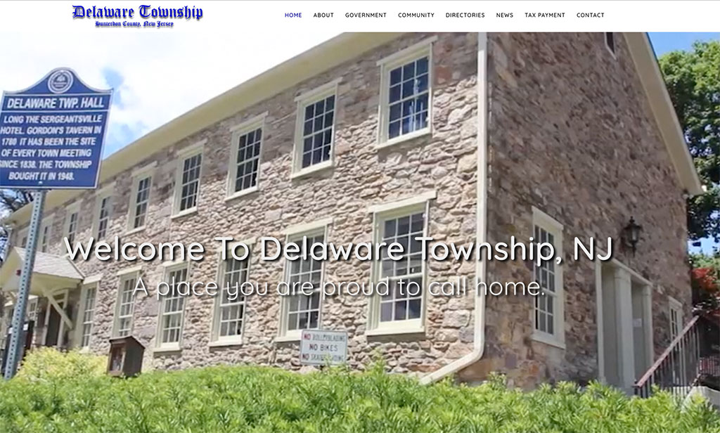 Delaware Township New Jersey