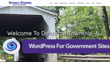 WordPress For Government Websites