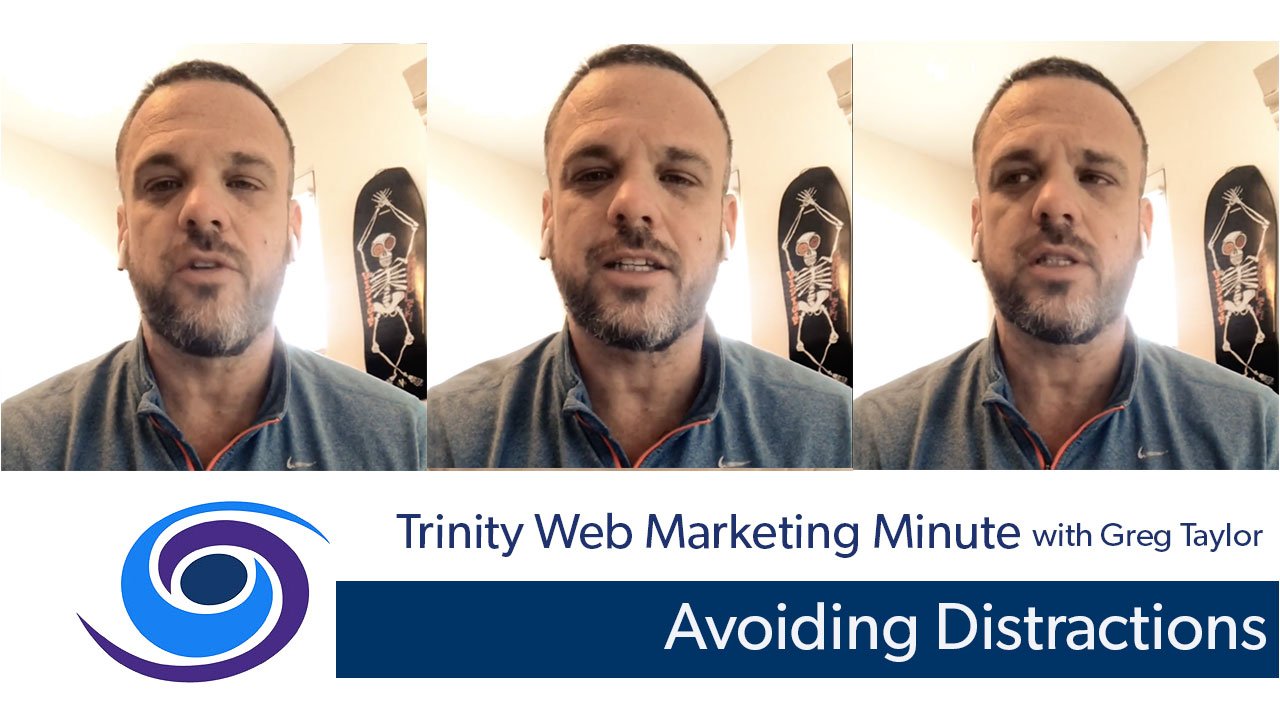 Marketing Distractions | NJ Digital Marketing & Web Development
