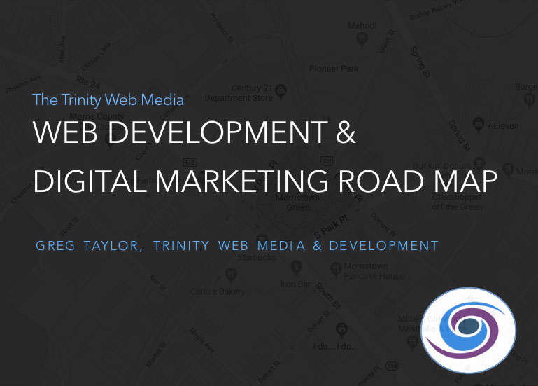 Small Business Website, Small Business Website & Digital Marketing Road Map