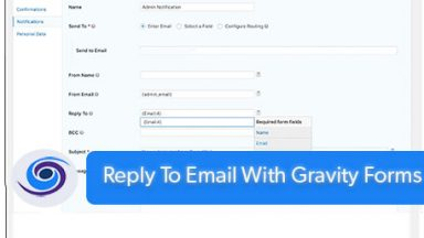Gravity Forms Reply