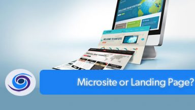 Microsites or Landing Pages