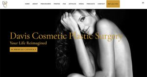 Davis Cosmetic Plastic Surgery