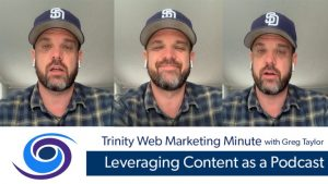 Leveraging Content as a Podcast