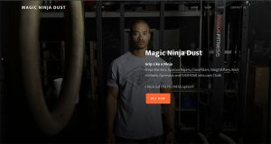 Magic Ninja Dust