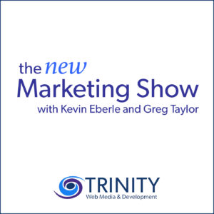 Episode #43 The New Marketing Show: Holiday Marketing & Breaking Through The Noise