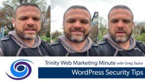 WordPress Security Tips