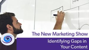 Episode #67 The New Marketing Show: Identifying Gaps in Your Content