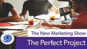 Episode #66 The New Marketing Show: The Perfect Project