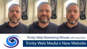 Trinity Web Media's New Website!