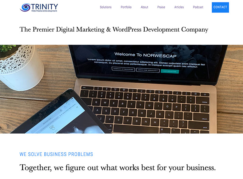 Website Design, Welcome To Our New Website Design