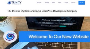 Welcome To Our New Website Design