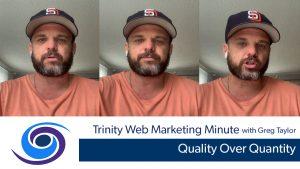 Content Marketing: Quality Over Quantity