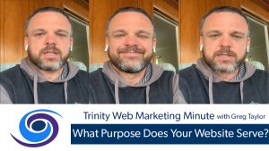 What Purpose Does Your Website Serve?