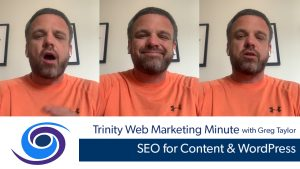 SEO for Content and WordPress