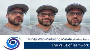The Trinity Web Media Content Series