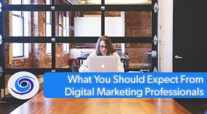What You Should Expect From a Digital Marketing Professional