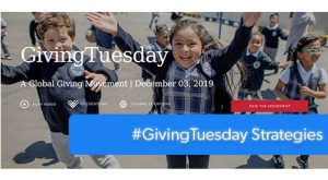 #GivingTuesday Strategy