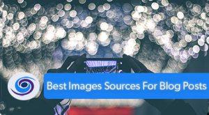 Best Sources For Blog Post Images