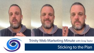 Stickting to the Digital Marketing Strategy