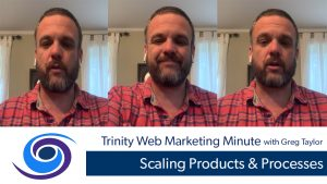 Scaling Products & Processes
