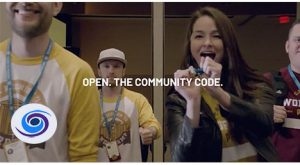 Open The Community Code