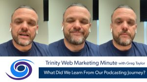 What Did We Learn From Our Podcasting Journey?