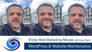 WordPress & Website Maintenance