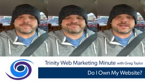 Do I Own My Website?