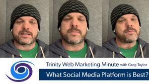 What Social Media Platform is Best?