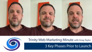 3 Key Phases Prior to Launch