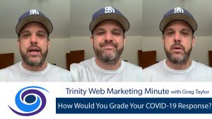 How Would You Grade Your COVID-19 Response?
